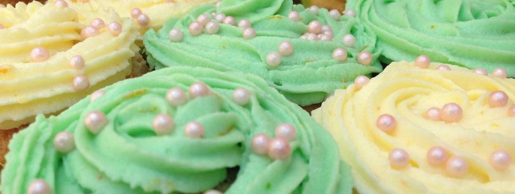 Cupcakes de Cointreau